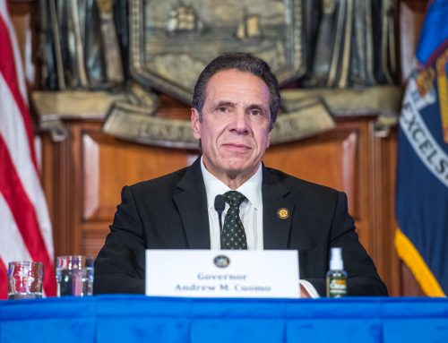 Cuomo makes last-minute budget push at behest of hospitals