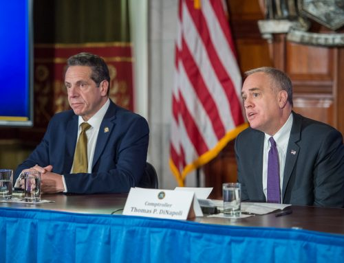 Cuomo continues to sideline the comptroller's office