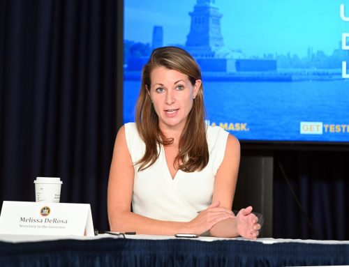 Reports: Cuomo top aide resigning