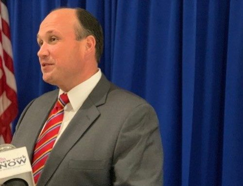 Amid ups and downs, Langworthy re-elected as state GOP leader