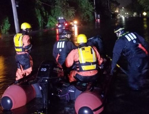 State water rescue teams answer the call during flooding emergencies